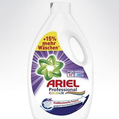 Ariel 55 3,025 l żel do prania kolor