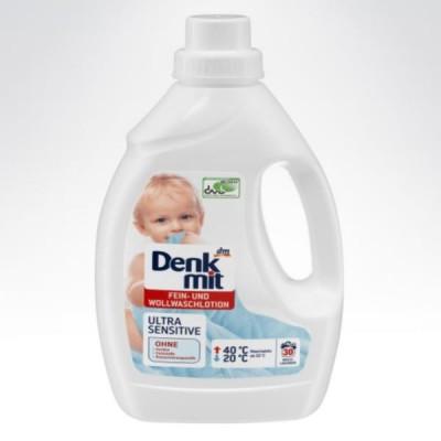 Denk mit 30 1,5 l płyn do prania dziecięcy