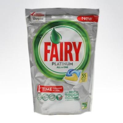 Fairy platinum 55 tabl do zmywarki