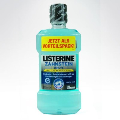 Listerine 500ml Arctic Mint