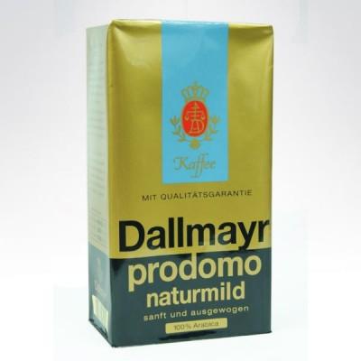 Dallmayr Prodomo naturmild mielona 500g