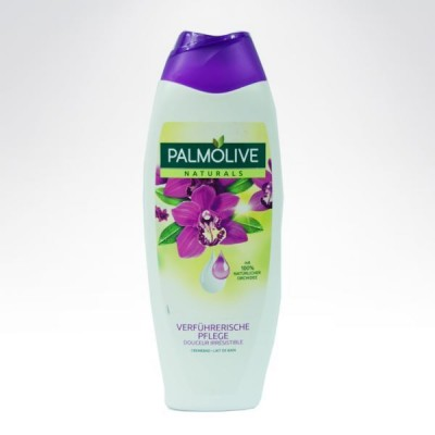 Palmolive płyn do kąpieli 650ml Orchidea