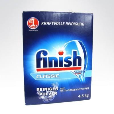 Finish 144 myć - 4,5KG proszek do zmywarki Classic