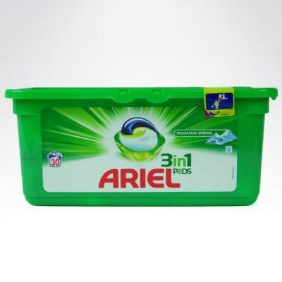 Ariel 30 kapsułki  Mountain Spring