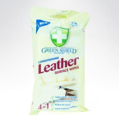 Green Shield chusteczki DO SKÓRY