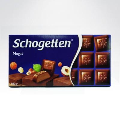 Schogetten nugat 100g czekolada