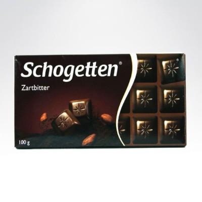 Schogetten zarbitter gorzka 100g czekolada