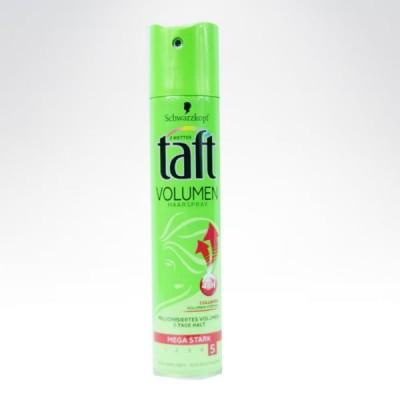 Taft 250ml lakier Collagen48 zielony z czerwonym 5