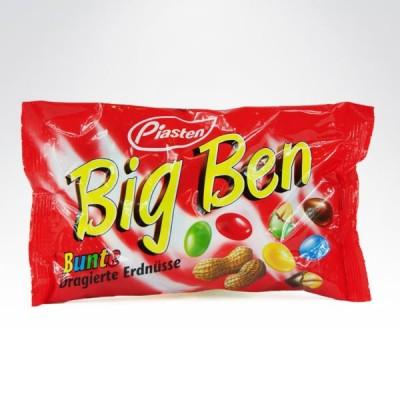Big Ben czerwone