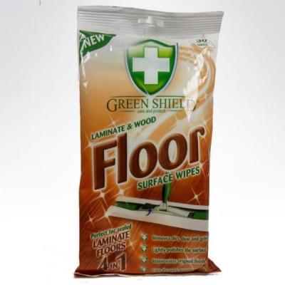 Green Shield floor chusteczki 30szt