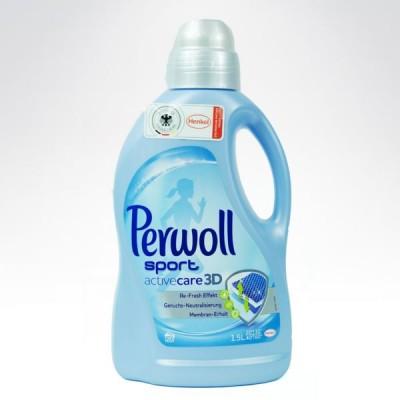 Perwoll 1,5l żel  niebieski sport