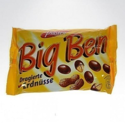 Big Ben żółte
