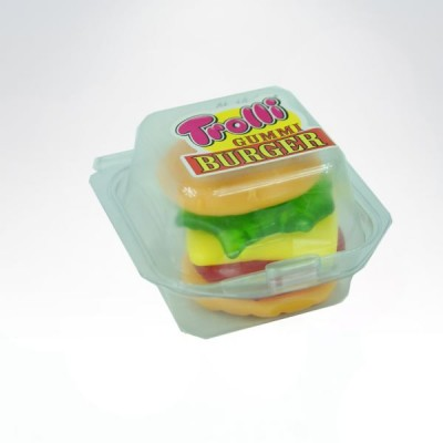 trolli hamburger  duzy