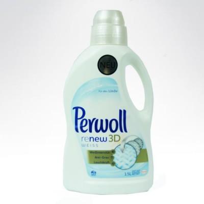 Perwoll 1,5l żel  biały