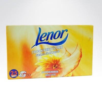 Lenor chusteczki zapachowe żółte Sommerbrise