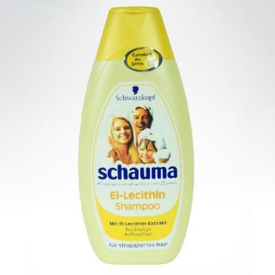 Schauma szampon Ei lecithion rodzinny 400ml