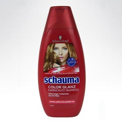 Schauma szampon kolor glanz czerwony 400ml