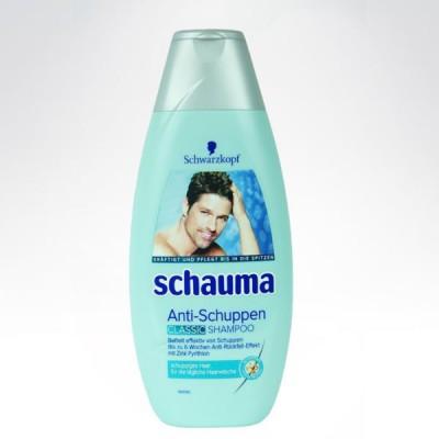 Schauma meski szampon classic anti schuppen 400ml