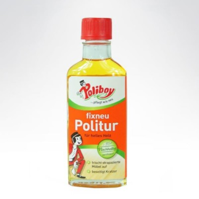 Poliboy politur do jasnego mebla 100ml