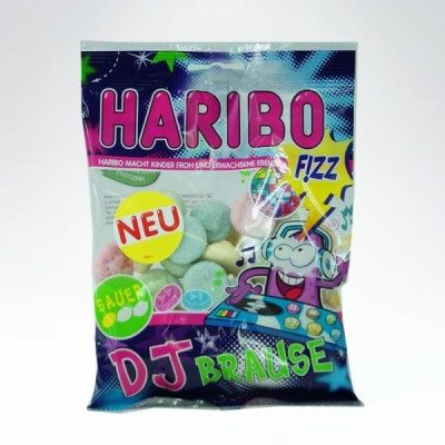 Haribo 200g DJ Brause