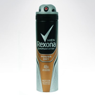 Rexona 150ml spray men Power Dry