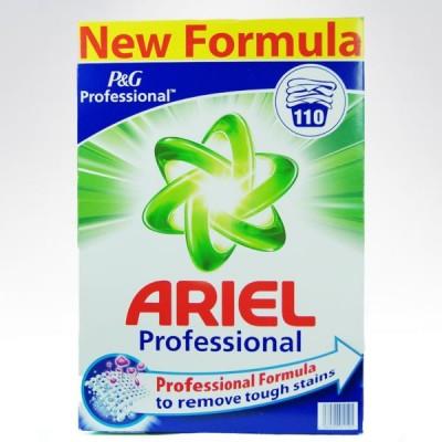 Ariel 110 p proszek profesional uniwersal 7,15kg