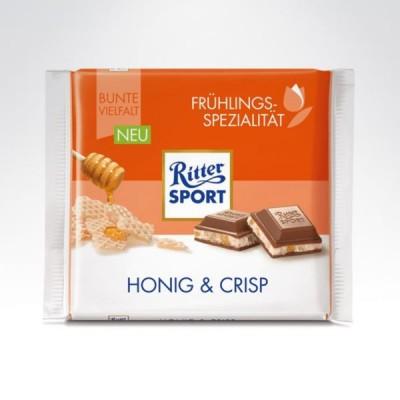 Ritter Sport Honig&Crisp