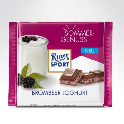 Ritter Sport czekolada 100g Bromer Joghurt