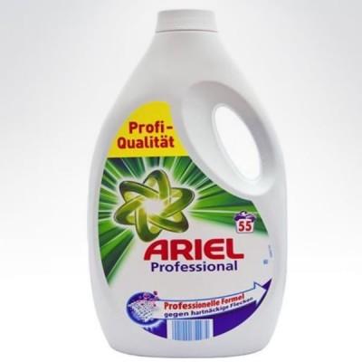 Ariel 55 3,025 l żel do prania uniwersalny