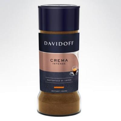 Davidoff kawa rozpuszczalna 100 g Crema Intense
