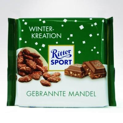 Ritter Sport mandel 100g