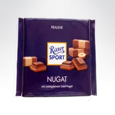 Ritter Sport 100g Nugat