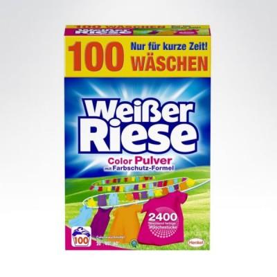 Weiber Riese 100 prań proszek kolor