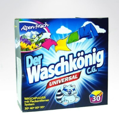 Waschkonig  30 prań proszek Universal