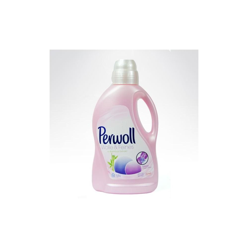 Perwoll 1,5l żel różowy