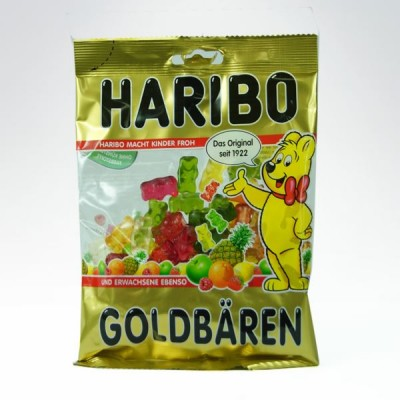 Haribo 200g Misie Złote
