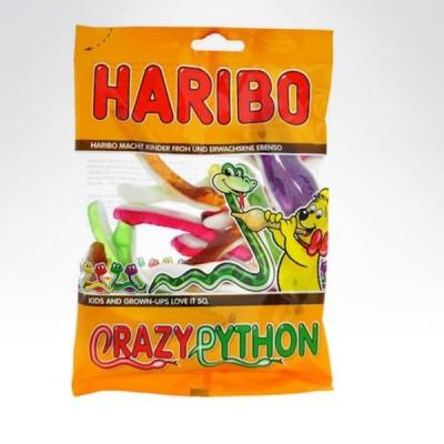 Haribo 175g Crazy Phyton